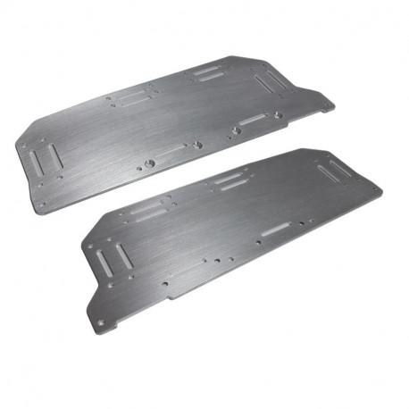 2mm Aluminium Battery Plates
