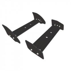 Carbon Fiber Flat Wing