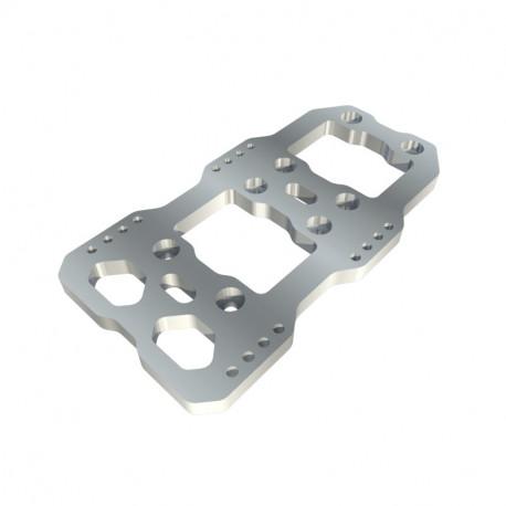 Mamba XL ESC Mounting Plate - DUAL
