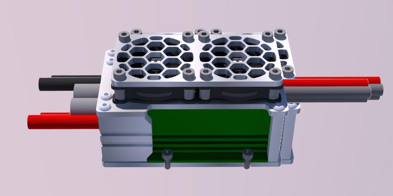 XLX Aluminium Case